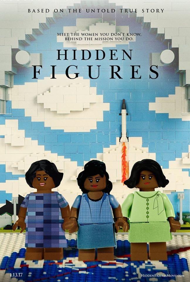 Hidden Figures LEGO