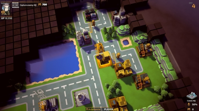 Untie publishes Tiny Metal game