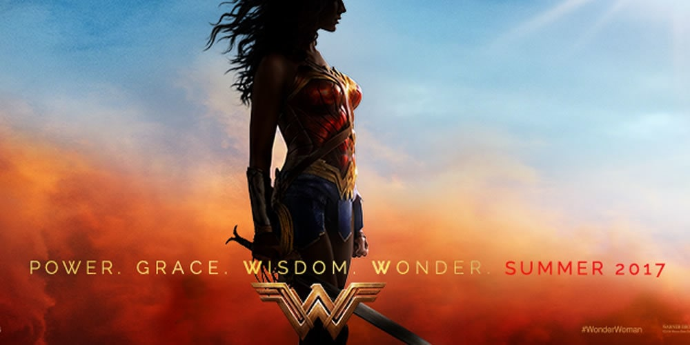 Wonder Woman Gets Another Trailer
