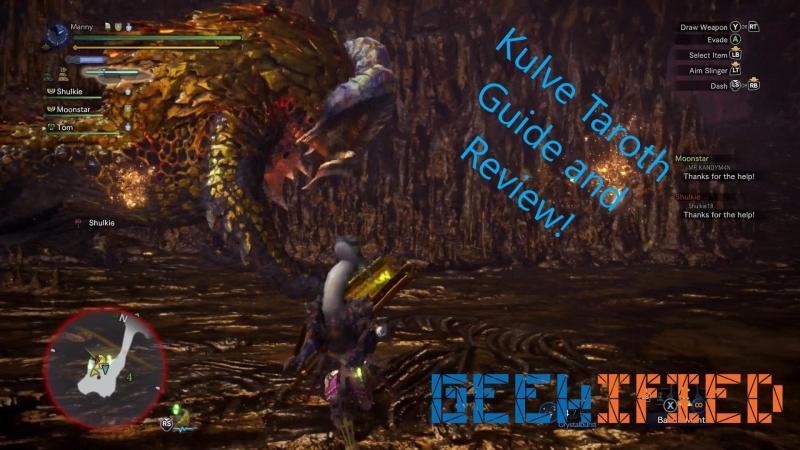 Monster Hunter World: Kulve Taroth FREE Update - Guide and